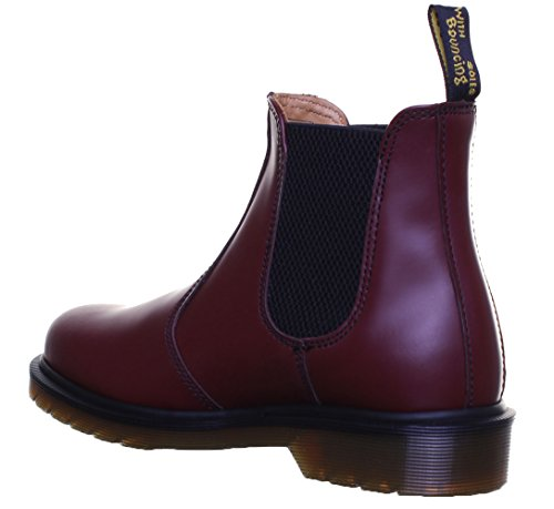 Dr. Martens 2976 Chelsea Boot Smooth Red Cherry Red - 11.853.600, Taglia:36