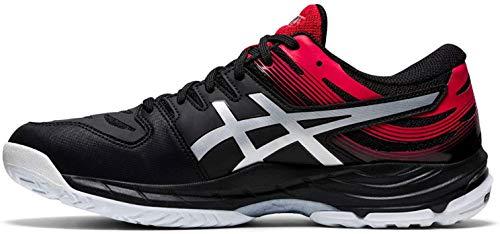 ASICS Herren Gel-Beyond 6 Volleyball-Schuh, Black Classic Red, Numeric_42 EU