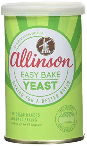 Allinson Easy Bake Yeast, 100g (Grocery)
