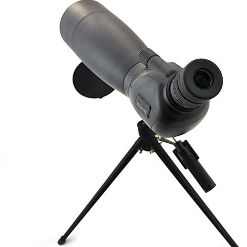 YZ-YUAN Spotting Scope 20-60x80 Spottingscope para telescopio monocular Impermeable Bak4 con trípode