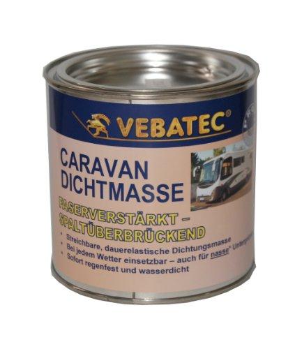 Vebatec Caravan Dichtmasse faserverstärkt 750g (2,43 €/100g)