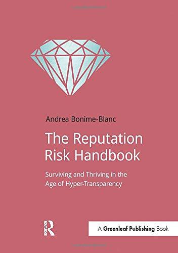 Download The Reputation Risk Handbook (DoShorts) 1910174300