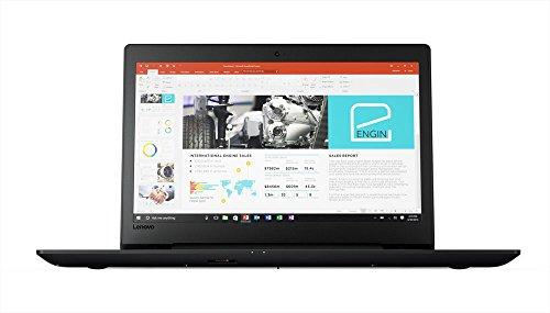 Lenovo 80 V20009 V110 – 17 Chromebook (Intel Core i7, 256 GB hard drive, 8 GB RAM, Win 10, 43,94 cm (17,3 pollici)) Nero