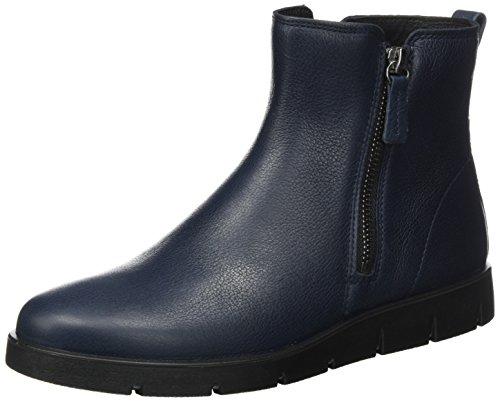 Ecco Damen Bella Kurzschaft Stiefel,Blau (Marine 1038), 36 EU