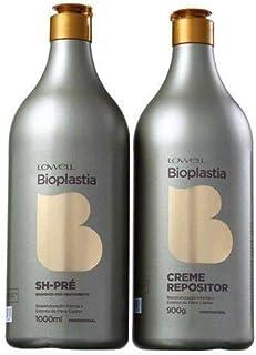 Lowell Bioplastia Capilar - Kit Profissional 2 Produtos