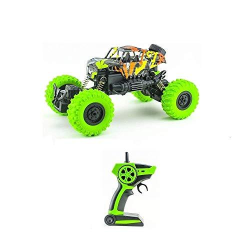 La resistencia eléctrica de coches RC, de 4 canales RC Buggy Escalada, Ruedas ABS antideslizantes for vehículos de RC, RC camión for adultos y niños, cumpleaños del niño Regalo de control remoto de co