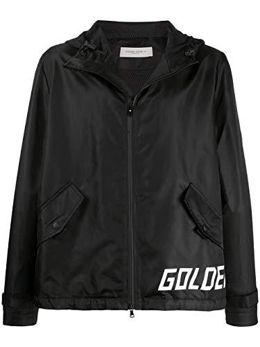 Luxury Fashion | Golden Goose Heren G36MP542A1 Zwart Polyamide Outerwear Jassen | Lente-zomer 20