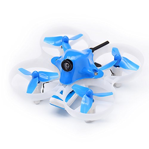 BETAFPV Beta75S Whoop Drone 1S Brushed FPV Quadcopter with F4 FC Frsky Receiver Z02 Camera OSD Smart Audio M01 VTX 25mW 820 Motor for Tiny Whoop FPV Racing