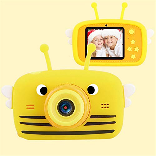 Best Review Of Qyzxh Children's Mini Video Camera Full HD 1080P Portable Digital Video Camera 2 inch...