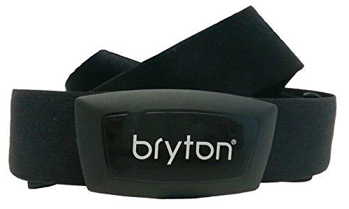 Oferta de Bryton Banda y Sensor Frecuencia Cardiaca GPS Ciclismo, Negro, Talla Única