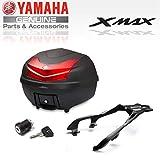 Pack baul Top Case City de 39l Completo XMAX300URB39 Original Yamaha X-MAX 300 Desde 2017-