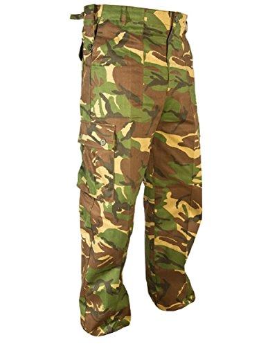 Echte Militärhose der British Army Gr. Small, grün