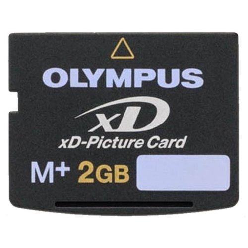 Preisvergleich Produktbild Olympus M-XD 2GB Card Type M