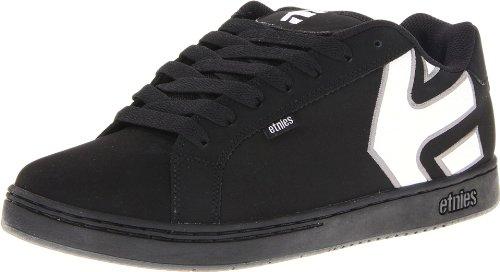 Etnies Fader, Zapatillas de Skateboard para Hombre, Negro (581/Black/Grey/White 581), 41 EU