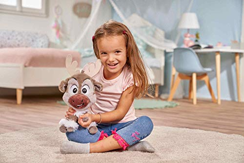 Simba Disney Frozen Sven Peluche 25 cm, +0 Anni, 6315877557