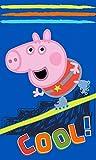 Carbotex Peppa Pig PP192061-R - Toalla infantil (30 x 50 cm)