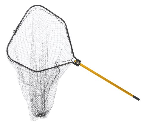 Frabill 8510 Power Stow Net with 36-Inch Telescoping Handle, 24 x...
