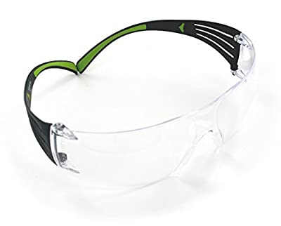 Peltor Sport SecureFit Eye Protection - Clear Anti-Fog