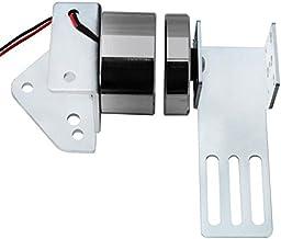 Agger 1PC 12V Push-Pull Elektro-Magnet Actuator Rahmentyp-Elektromagnetwerkzeug