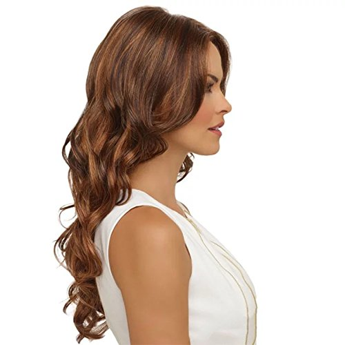 """Seyada 14"""" Bob Wigs Short Straight Synthetic Hair Full Wigs for Women Natural Looking Heat Resistant"""