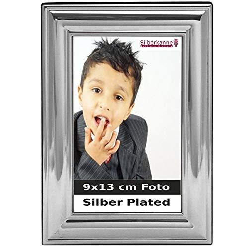 silberkanne Occasions Direct Frames - Cornice portafoto Venezia placcata in Argento, 9 x 13 cm