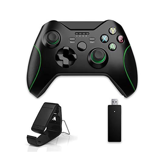 WXLSQ Contrôleur De Jeu sans Fil PC Gamepad Commutateur Controller pour Xbox One / PS3 / PC/Android/iOS/Windows / 7/8/10 Téléphone Mobile/Jeux Gamepad
