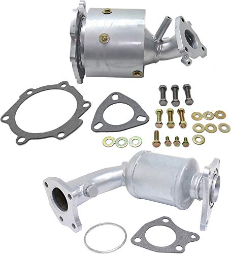 04 maxima catalytic converter - 9
