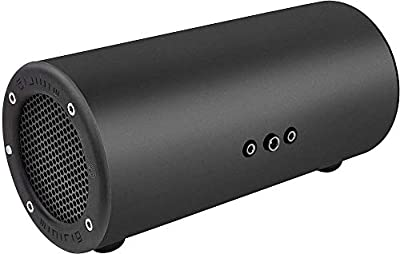 MINIRIG Subwoofer Portable Rechargeable Bass Speaker - 80 Hour Battery - Black from Pasce Ltd