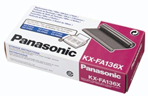 Panasonic KX-FA136X Thermal Ink Film Roll - Rodillo de Transferencia para impresoras (Inyección de Tinta) No ⭐