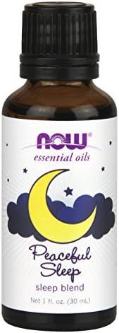 Top 10 Best now peaceful sleep essential oil Reviews