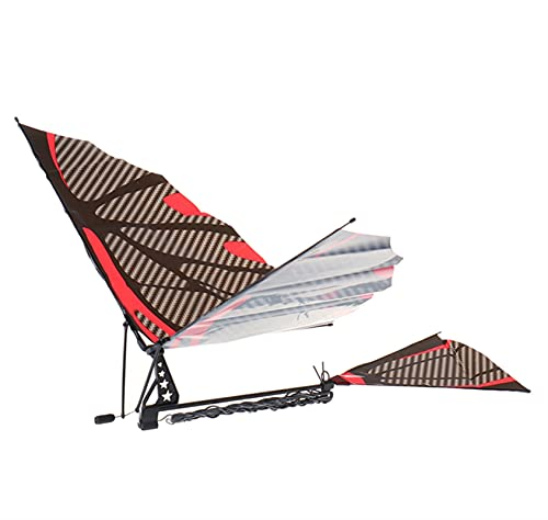SSSSY Bricolaje 18 Pulgadas águila imita Aves Montaje aleteando ala Vuelo Modelo avión avión Juguete (Color : A2)