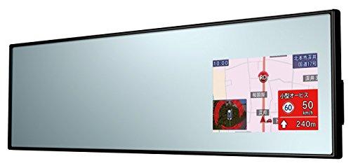 ユピテル レーダー探知機 小型オービスレーダー波受信 OBD2接続 GPS/ミラー型/リモコン付属 A530