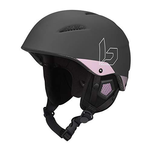 Bollé Unisex– Erwachsene B-Style Skihelme Black 58-61 cm