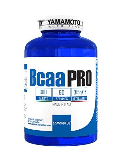Yamamoto Nutrition BCAA PRO Kyowa Quality, 300 Tablets