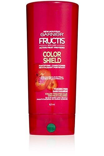 Garnier Fructis Color Shield Conditioner, Color-Treated Hair, 21 fl. oz.
