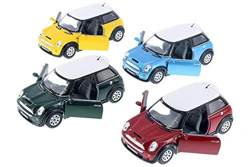 carro mini cooper de juguete fabricante Kinsmart