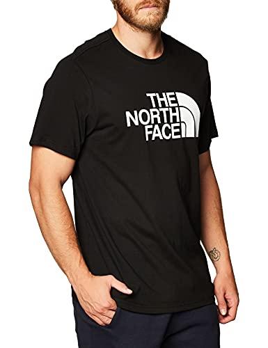 The North Face T-Shirt a Maniche Corte Uomo Half Dome, Nero, S