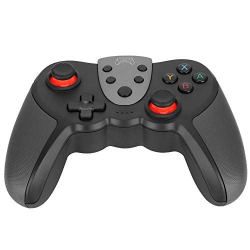 sjlerst Console de Jeux, Manette de Jeu sans Fil, Manette sans Fil, Manette sans Fil, Manette de Jeu Gamepad, pour Switch Game Console(Noir)