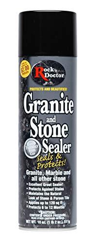 Rock Doctor Granite Sealer, 18 Ounce