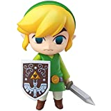 JHZTOY The Legend of Zelda: Wind Waker Link Nendoroid Action Vinyl PVC Figure