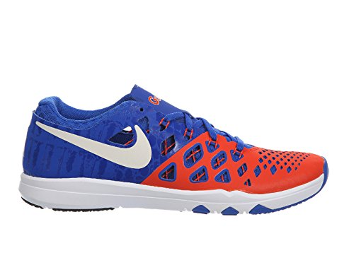 Nike Mens Train Speed 4 University Orange/White/Black Synthetic Cross-Trainers Shoes 7.5 M US