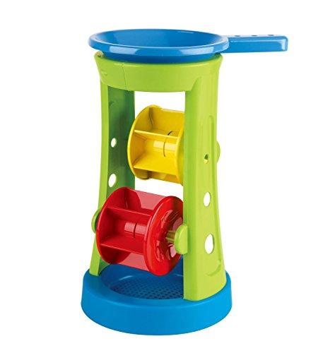 Hape E4046 - Sand- und Wassermühle, Strandspielzeug/Sandspielzeug, mehrfarbig