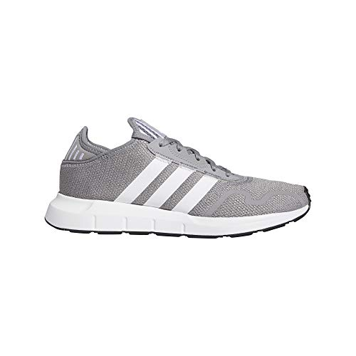 adidas Swift Run X, Zapatillas Deportivas Hombre, Grey Three FTWR White Core Black, 42 EU