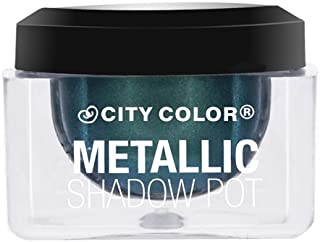 CITY COLOR Metallic Shadow Pot - Meteor Shower (並行輸入品)