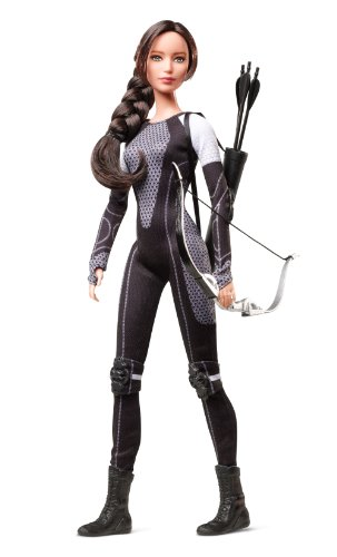 Barbie Hollywood: The Hunger Games Katniss Puppe