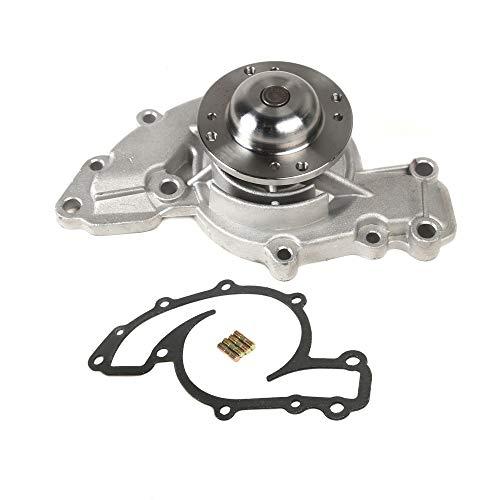MOCA 130-1780 Engine Water Pump Kit for 98-05 Monte Carlo & Lumina, 98-09 Buick Regal & Riviera, 98-99 Oldsmobile LSS, 99-08 Pontiac Grand Prix 3.8L 3800CC