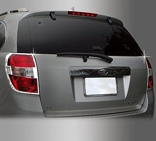 NsbsXs Garde-Boue de Voiture,Bavettes Garde-Boue Garde-Boue Garde-Boue Garde-Boue Accessoires,pour Chevrolet Holden Captiva 7 2011~2017