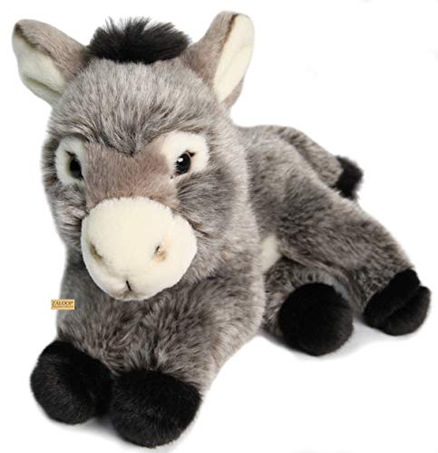 Zaloop Esel ca. 30 cm Plüschtier Kuscheltier Stofftier Plüschesel 214