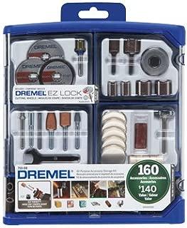 Dremel Mfg 710-08 Rotary Accessory Kit, 160-Pc. - Quantity 2