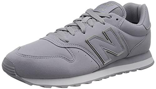 New Balance 500 Classic Zapatillas, Gris (Whisper Grey), 39 EU